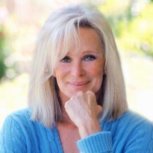 """Linda Evans, author """"Recipes for Life"""""""