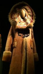 Gaultier's Mongolian Shearling Coat