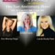 TWE Radio One Year Anniversary Show 2012 with guests Linda Evans, Ann Murray Paige, and Carole Brody Fleet