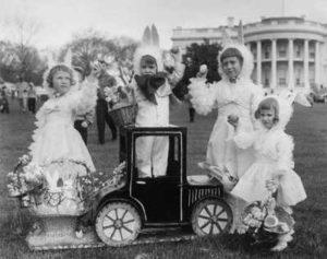 Easter Egg Roll, 1920s--White House Archives