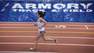 Kathy Martin, marathoner