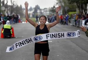 Have a Baby, Win a Marathon