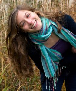 Talia Leman, founder of RandomKid