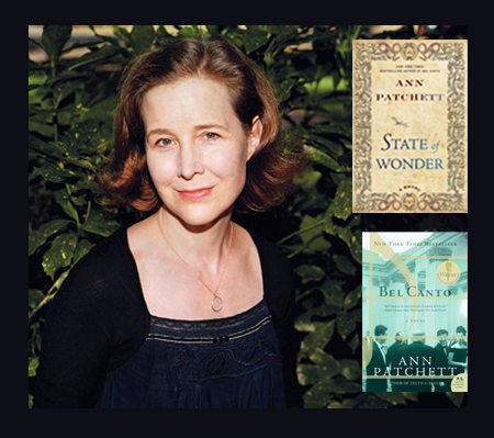 Ann Patchett book jacket photo | Photo: Melissa Ann Pinney