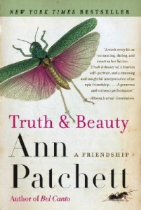 Ann Patchett, author