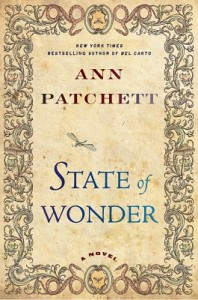 "Ann Patchett's ""State of Wonder"""