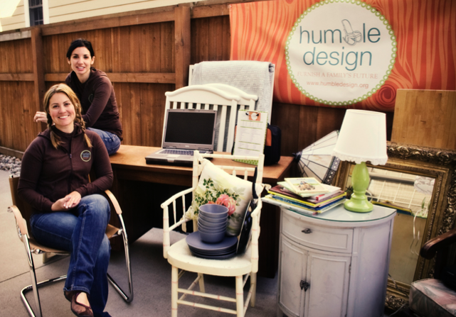 Treger Strasberg and partner Ana from Humble Design