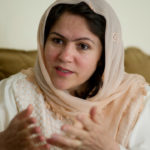 Fawzia Koofi, Running for President of Afghanistan