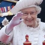 Queen Elizabeth at Jubilee 6/3/12