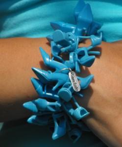 Sara Gallo Blueberry Blue Bracelet