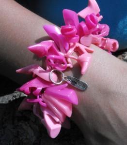 Bubblegum Pink Multi-Bracelet