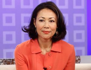 Ann Curry, Co-Host, NBC Today Show