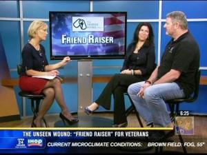 Lisa Kamen TV appearance
