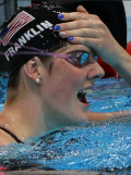 TOP 10: Humble U.S. Teen Missy Franklin Strikes Gold in 100 Backstroke