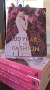 100 Years of Fashion boook