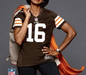 Condoleeza Rice Models for NFL