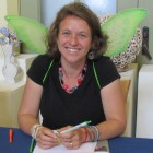 Fairy House Handbook author, Liza Gardner Walsh