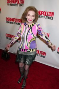Helen Gurley Brown |  Photo: FilmMagic on stylist.com