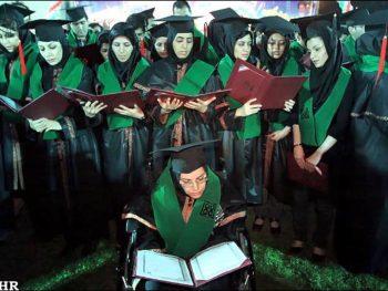 Iranian Graduates from Tehran Medical Science university/June 2012/Photo: MEHR
