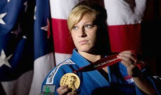 Kayla Harrison, first US Gold Medal in Judo for TWE Top 10