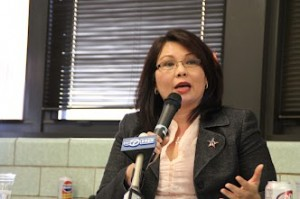 Tammy Duckworth, Vet Running for Office
