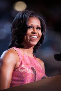 Michelle Obama, 2012 DNC