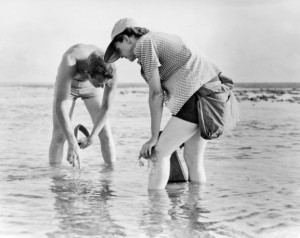 Rachel Carson on Right/U.S. Fish and Wildlife Service