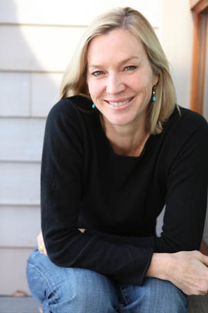 """Lee Woodruff, author of her debut novel, """"Those We Love Most"""""""
