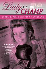 "Carol Polis ""The Lady Is A Champ"" Cover"