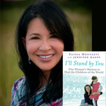 "Elissa Montanti and her book, ""I'll Stand by You"""