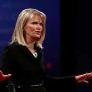 Martha Raddatz, 2012 Vice-Presidential Debate Moderator