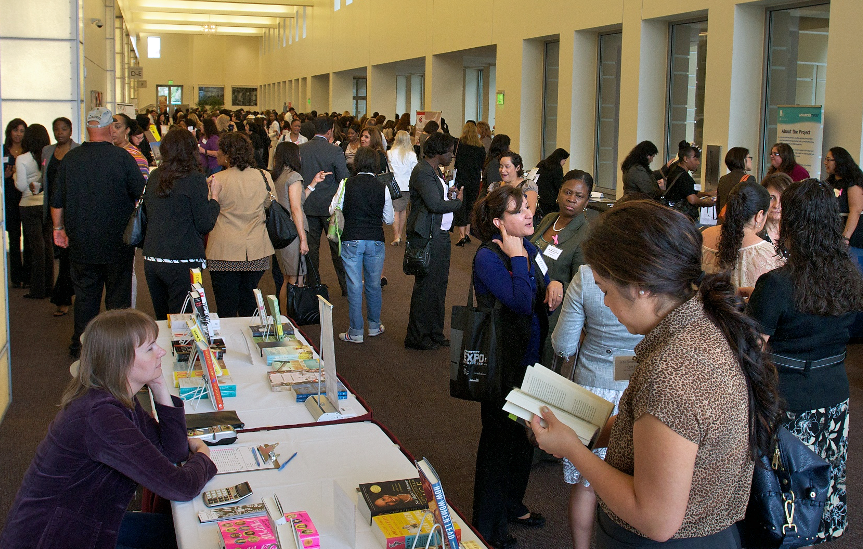 Women's Legacy Leadership Conference, Pasadena, 2012
