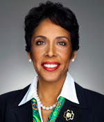 Anna Maria Chavez, head of Girl Scouts