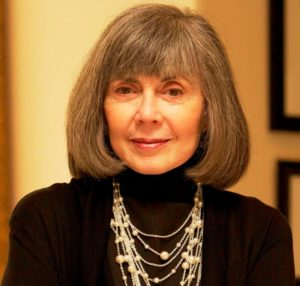 Anne Rice/Photo: Matthias Scheer