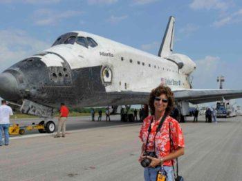 Ann Micklos, aerospace engineer
