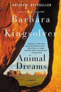 """Barbara Kingsolver, author """"Animal Dreams"""""""
