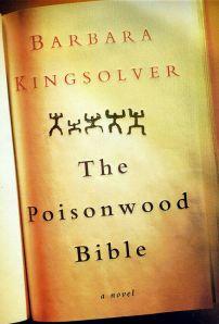 """Barbara Kingsolver, author """"The Poisonwood Bible"""""""