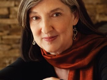 "Barbara Kingsolver, author of ""Flight Behavior"""