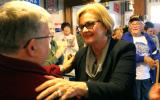 Claire McCaskill, elected Congresswoman from 2012