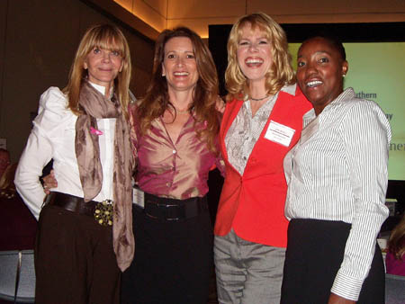 Women's Leadership Legacy Conference, Pasadena, 2012