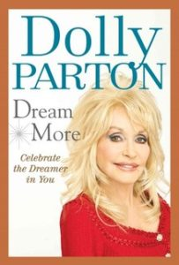 Dolly Parton's book Dream More