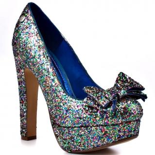 Multi Heavy Glitter Blink Electraa style