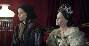 "Sally Fields and Gloria Reubens in ""Lincoln"""