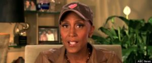Robin Roberts on Hurricane Sandy/ABC