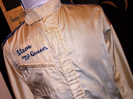 Icons & Idols Julien's Auction/Steve McQueen's jacket