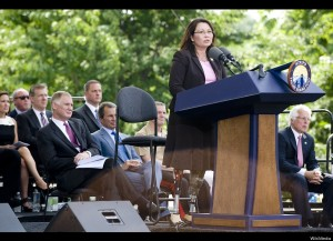 Tammy Duckworth, new Congresswoman from Illinois