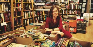 Ann Patchett from the Atlantic/Photo: Heidi Ross