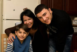 Abed, Omar and Elissa Montanti, Global Medical Relief Fund/2012