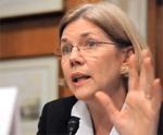 Elizabeth Warren from her Elizabeth Warren website