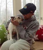 Robin Roberts reunites with her beloved K.J after reaching her 100 days of recovery milestone